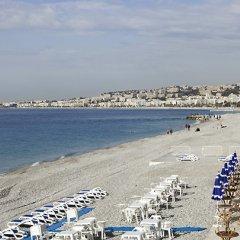 Отель Aparthotel Adagio access Nice Magnan пляж фото 2