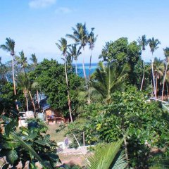Отель Safari Island Lodge Fiji пляж