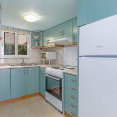 Апартаменты Haraki Mare Studios & Apartments Родос в номере фото 4