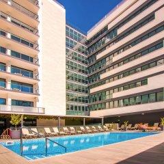 Hotel Da Rocha бассейн