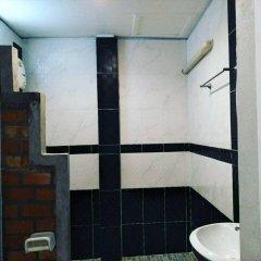 Отель Lanta New Beach Bungalows ванная