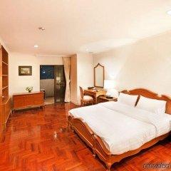 Апартаменты Orchid View Apartment Бангкок комната для гостей фото 5