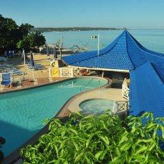 Отель Negril Tree House Resort бассейн фото 3