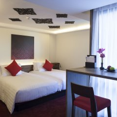 U Sukhumvit Hotel Bangkok Бангкок комната для гостей фото 6