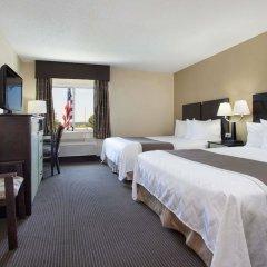 Отель Baymont by Wyndham Dale комната для гостей фото 3