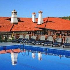 Rachev Hotel Residence Велико Тырново бассейн фото 3