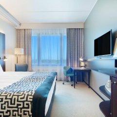 Отель Holiday Inn Helsinki West- Ruoholahti комната для гостей фото 4