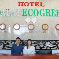 Dalat Ecogreen Hotel Далат интерьер отеля фото 2