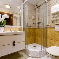 Отель Boss Польша, Варшава - 3 отзыва об отеле, цены и фото номеров - забронировать отель Boss онлайн ванная фото 2
