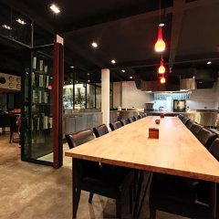 Отель Siamese Studio Таиланд, Бангкок - отзывы, цены и фото номеров - забронировать отель Siamese Studio онлайн питание фото 2