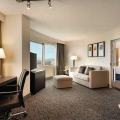 Отель Radisson Hotel Vancouver Airport Канада, Ричмонд - отзывы, цены и фото номеров - забронировать отель Radisson Hotel Vancouver Airport онлайн удобства в номере фото 2