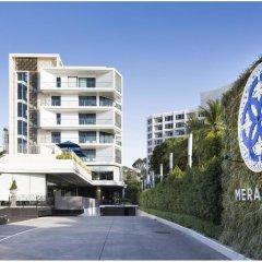 Отель Mera Mare Pattaya парковка