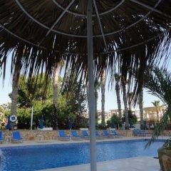 Отель Captain Pier Hotel Кипр, Протарас - отзывы, цены и фото номеров - забронировать отель Captain Pier Hotel онлайн бассейн фото 3