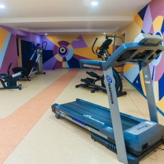 Отель Letizia Country Club Хуст фитнесс-зал фото 4