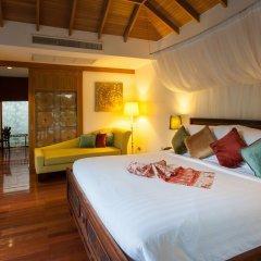 Отель Tango Luxe Beach Villa Samui Таиланд, Самуи - 1 отзыв об отеле, цены и фото номеров - забронировать отель Tango Luxe Beach Villa Samui онлайн сейф в номере