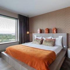 Отель Van der Valk Airporthotel Düsseldorf Германия, Дюссельдорф - отзывы, цены и фото номеров - забронировать отель Van der Valk Airporthotel Düsseldorf онлайн комната для гостей