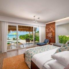 Отель Emerald Maldives Resort & Spa - Platinum All Inclusive Мальдивы, Медупару - отзывы, цены и фото номеров - забронировать отель Emerald Maldives Resort & Spa - Platinum All Inclusive онлайн комната для гостей