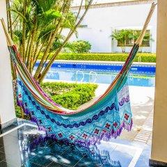 Отель Boutique Villa Casuarianas Колумбия, Кали - отзывы, цены и фото номеров - забронировать отель Boutique Villa Casuarianas онлайн бассейн