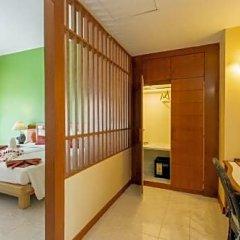 Отель Timber House Ao Nang сейф в номере