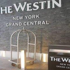 Отель Westin New York Grand Central спа