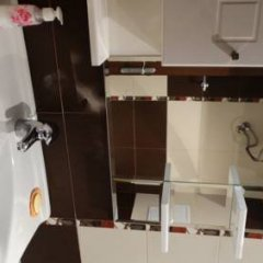 Отель Sunny Sands Studios Болгария, Бургас - отзывы, цены и фото номеров - забронировать отель Sunny Sands Studios онлайн ванная