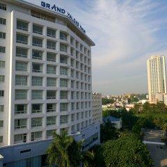 Grand Halong Hotel балкон