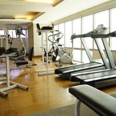 Baiyoke Sky Hotel фитнесс-зал фото 3