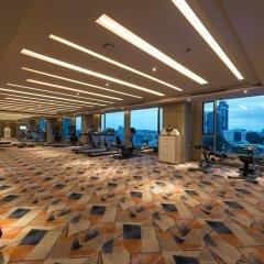 Mytt Beach Hotel фитнесс-зал фото 2