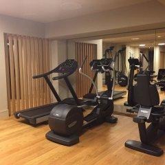 Отель BoHo Prague фитнесс-зал