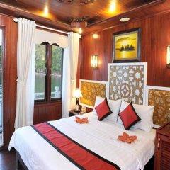 Отель Majestic Halong Cruise комната для гостей фото 3