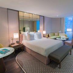 Отель SLS LUX Brickell комната для гостей