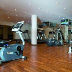 Отель As Cascatas Golf Resort & Spa фитнесс-зал фото 3