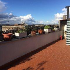 Отель Bakirooms балкон