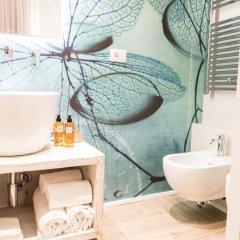 Отель The Market Urban Hotel Италия, Флоренция - отзывы, цены и фото номеров - забронировать отель The Market Urban Hotel онлайн ванная