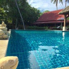 Отель Baan Laem Noi Villas бассейн фото 2