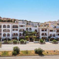 Отель Plazamar Apartments Испания, Санта-Понса - отзывы, цены и фото номеров - забронировать отель Plazamar Apartments онлайн пляж