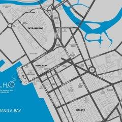 Отель H2O Филиппины, Манила - 2 отзыва об отеле, цены и фото номеров - забронировать отель H2O онлайн спортивное сооружение