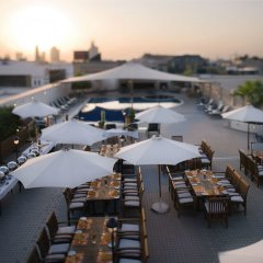 Movenpick Hotel & Apartments Bur Dubai балкон