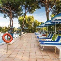 Отель Holiday Inn Rome Aurelia бассейн фото 3