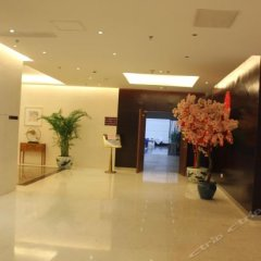 Отель Yitel Shanghai Jinqiao интерьер отеля фото 2