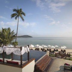Отель Anantara Lawana Koh Samui Resort Самуи пляж фото 2