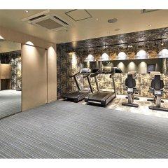 Отель Akasaka Excel Hotel Tokyu Япония, Токио - отзывы, цены и фото номеров - забронировать отель Akasaka Excel Hotel Tokyu онлайн фитнесс-зал фото 3