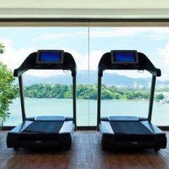 Отель The Westin Siray Bay Resort & Spa, Phuket Таиланд, Пхукет - отзывы, цены и фото номеров - забронировать отель The Westin Siray Bay Resort & Spa, Phuket онлайн фитнесс-зал фото 4