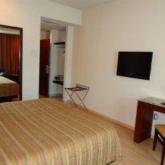 Отель Portobelo Мексика, Гвадалахара - отзывы, цены и фото номеров - забронировать отель Portobelo онлайн удобства в номере фото 2