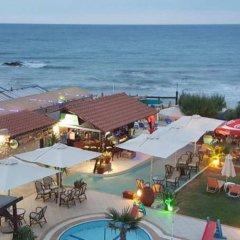 Malliotakis Beach Hotel пляж фото 2