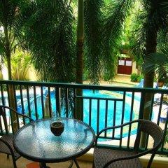 Апартаменты Baan Puri Apartments балкон