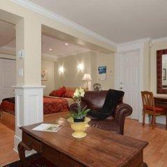 Отель Kitsilano Garden Suites Канада, Ванкувер - отзывы, цены и фото номеров - забронировать отель Kitsilano Garden Suites онлайн комната для гостей фото 3