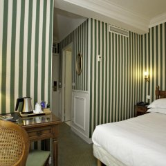 Отель Hôtel des ducs de Bourgogne Париж комната для гостей фото 4