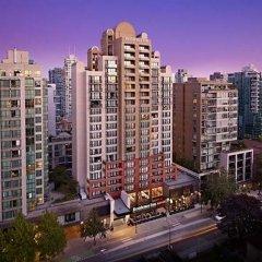 Отель Residence Inn by Marriott Vancouver Downtown Канада, Ванкувер - отзывы, цены и фото номеров - забронировать отель Residence Inn by Marriott Vancouver Downtown онлайн городской автобус