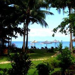 Отель Nautilus Right On The Beach Resort Ланта пляж